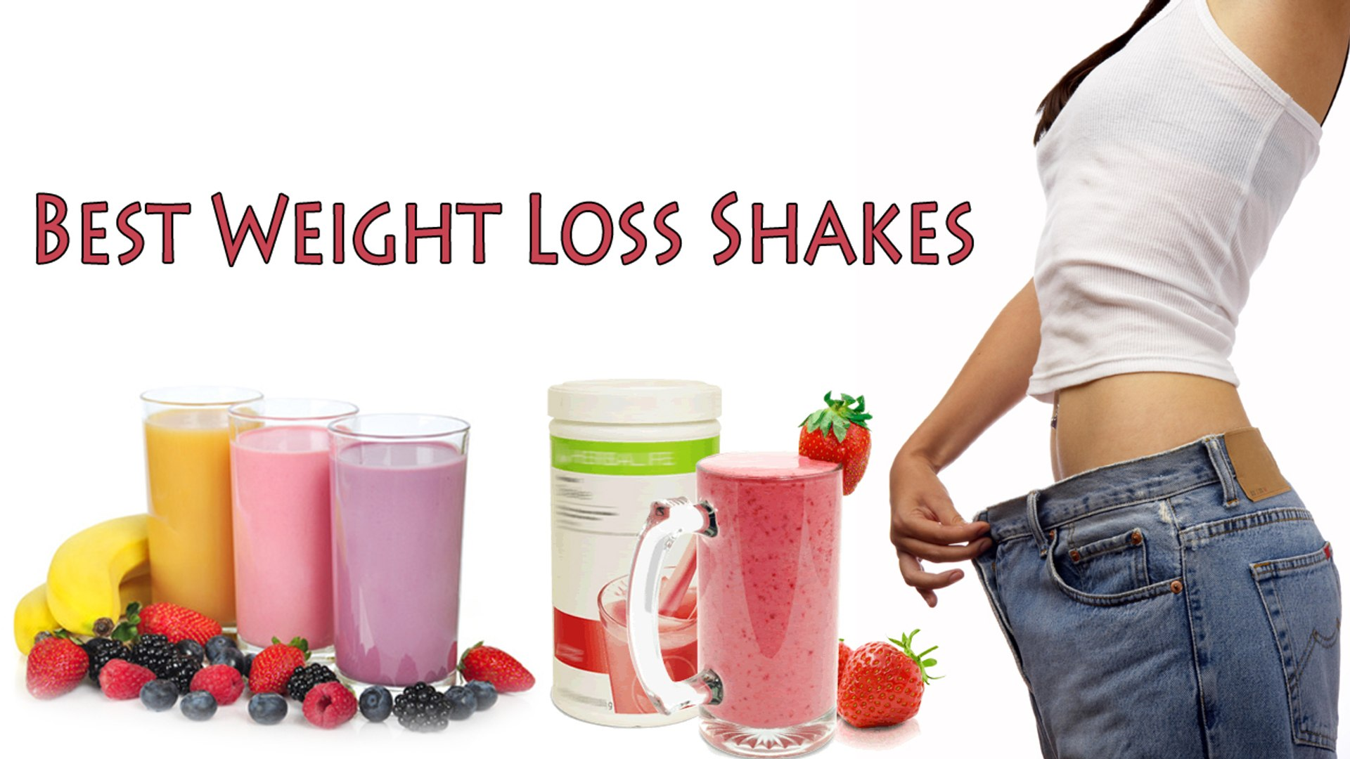 Best Weight Loss Shakes Homemade Weight Loss Shakes