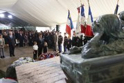 Discours du Président de la république française à l'occasion de la commémoration de la rafle du Vel d'Hiv
