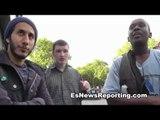 EsNews UK Viewers Meet Seckbach - invade london