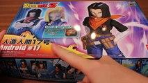 人造人間17号VS黒足のサンジ DBZ フィギュアライズ ストップモーション Dragon Ball Stop Motion Figure rise standard android #17