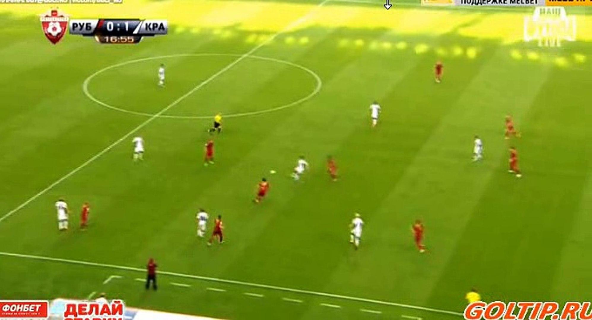 Ricardo Laborde Goal HD - Rubin Kazan 0-1 Krasnodar 16 07 2017