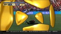 Marcus Rashford scored his 2nd goal -  Los Angeles Galaxy vs Manchester United