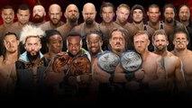 [PT-BR] Team Raw vs Team Smackdown, 10 on 10 - Traditional Survivor Series Tag Team Elimination Match (Survivor Series 2016)