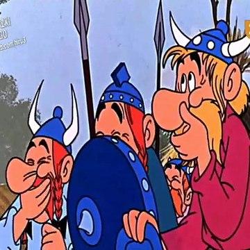 Asterix eta Obelix Galiarrak - Marrazkiak euskaraz [1]