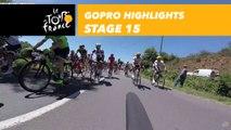 GoPro Highlight - Étape 15 / Stage 15 - Tour de France 2017