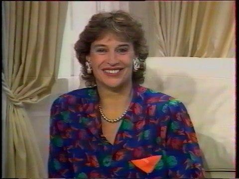 """TF1 - 15 Août 1989 - Début """"Télé-Shopping"""" (Pierre Bellemare, Maryse Corson)"""