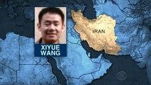 American man imprisoned in Iran