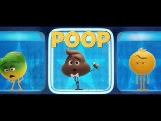 The Emoji Movie - Meet Poop - Starring Sir Patrick Stewart - At Cinemas August 4