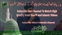 Ahmed Raza Qadri Naats - Dar e Nabi Par Para Rahon Ga - Beautiful Naats 2016 - New Naats