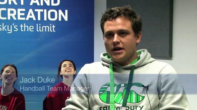 390.DUSA and Deakin University prepare students for Australian University Games 2014