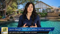 Laura Berg's Team at Caliber Home Loans Westlake Village Excellent 5 Star Review by Ling C.