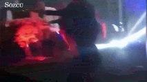 Orhan Gencebay'a sahnede kötü sürpriz