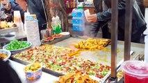 Street Foods Around The World 19 - Xi'an China Street Foods Scene Day and Night - Chinese Street Food