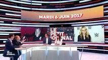 """Franck de Lapersonne répond aux attaques Cécile de Ménibus dans """"Le Petit Journal"""" - Regardez"""