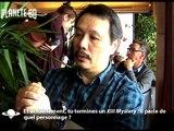 Olivier Taduc en interview pour planetebd.com