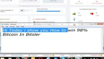 Bitsler Script 98% Win Bitcoin Adder Software Bitsler Bitcoin Hack Bot Script Download - YouTube