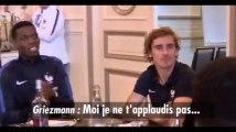 Antoine Griezmann refuse de féliciter Raphaël Varane pour sa victoire en Ligue des Champions (vidéo)