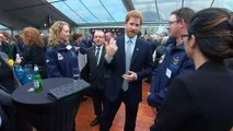 Prince Harry pays tribute terror victims at Invictus launch