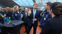 Prince Harry pays tribute to terror victims at Invictus launch