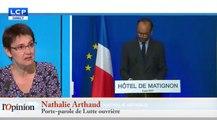 Nathalie Arthaud: «On s'en prend encore à la condition de salariés et d'ouvriers»