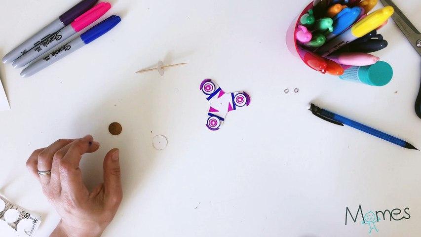 DIY Hand Spinner à 3 centimes !