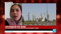 Attaques en Iran : le Parlement et la mausolée de Khomeiny visés