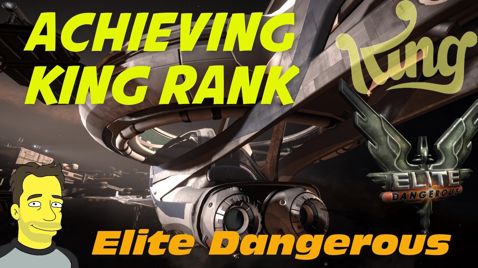 Elite Dangerous: Exploit - How to achieve King Rank In the Imperium