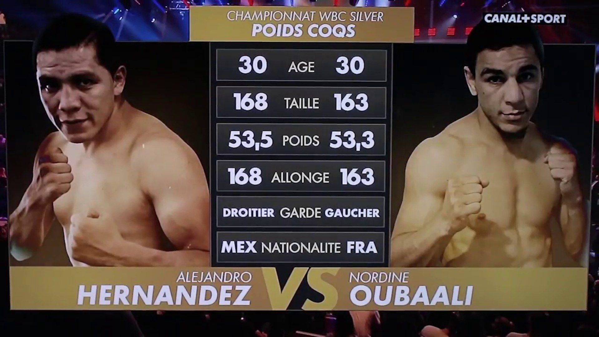 outlet sports shoes fresh styles Nordine Oubaali vs Alejandro Hernandez, WBC Silver poids coqs, 02 juin 2017