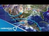 Huracán Amanda toma fuerza y es categoría 4   Hurricane Amanda is category 4