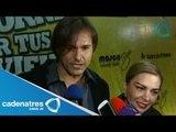 Lolita de la Vega presenta a su novio Luis Guillen   Lolita de la Vega presents her boyfriend