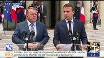 Emmanuel Macron annonce la mort d'un troisième Français dans l'attentat de Londres