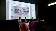 Blandine Chavanne (Ministère de la Culture et de la Communication), Exposer les femmes artistes