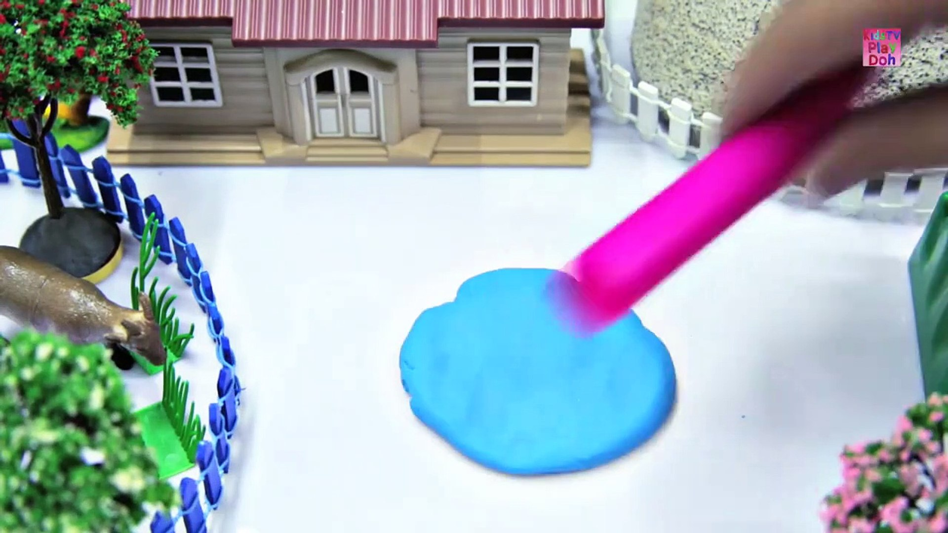 Learn Colors With Play Doh _ Play Dohasd Videos for Kids _ Kids Learning Videos  _ Play Doh Fish
