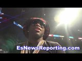 adrien broner on fighting danny garcia amir khan - EsNews boxing