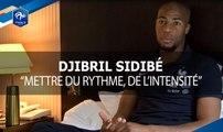 Djibril Sidibé se confie avant Suède - France