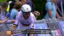 Tony Martin signe le meilleur temps / Tony Martin has the best time - Etape 4 / Stage 4 - Critérium du Dauphiné 2017