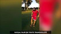 Totti fait ses adieux à la Roma, Fajr jongle avec une balle de Golf, le Besiktas champion de Turquie
