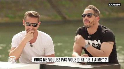 """NTM : """"Chez nous, un je t'aime c'est un coup de tête, un câlin !"""" - Le Gros Journal du 07/06 - CANAL+"""