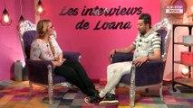 Les Interviews de Loana : Sacha Ryan (Nouvelle Star) rêve d'un duo avec David Guetta (Exclu vidéo)