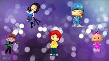 Rgg Ayas Cemal Özlem Pepee ve Bebee Birlikte Parmak Ailesi Şarkısını Söylüyor Renkli Çocuk TV