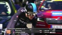 Summary - Stage 4 - Critérium du Dauphiné 2017