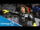 Guillermo Ochoa pasaría al Toulouse en el futbol de Francia