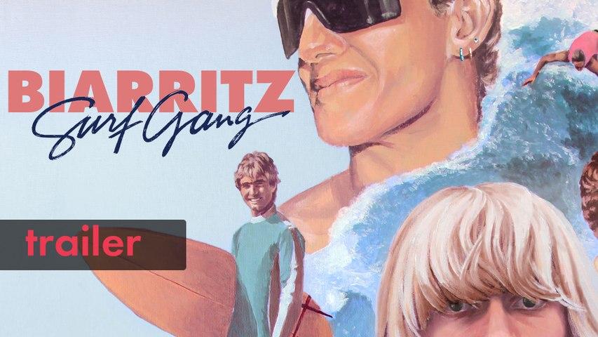 Biarritz Surf Gang |Trailer | STUDIO+