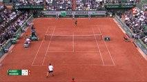Roland-Garros 2017 : L'incroyable défense d'Andy Murray est de retour (2-6, 6-1, 3-4)