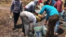 Mexique: Tepeaca, la ville des voleurs de carburant