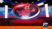 Aaj Shahzaib Khanzada Ke Sath 7 June 2017