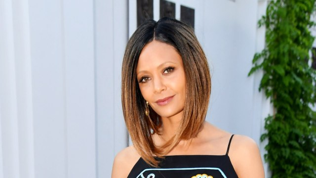 Thandie Newton Talks Nude Scenes in 'Westworld'