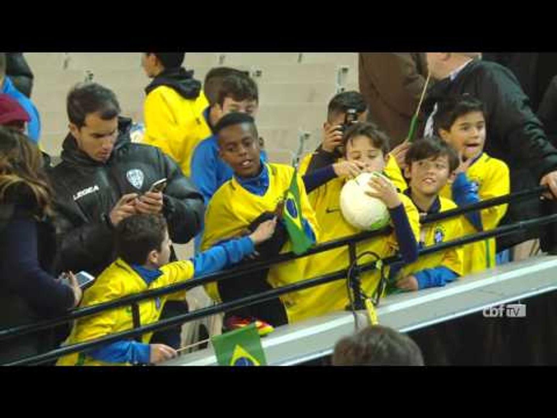 Seleção Brasileira: últimos detalhes para pegar a Argentina