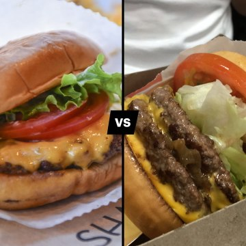 Battle of the burger: In-N-Out vs. Shake Shack [Mic Archives]