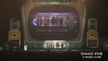 SHINee - 「FIVE」FC盤収録【「SHINee WORLD J OFFI